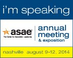 ASAE 2014 Annual Meeting