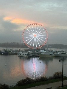 National Harbor, MD Ferris Wheel